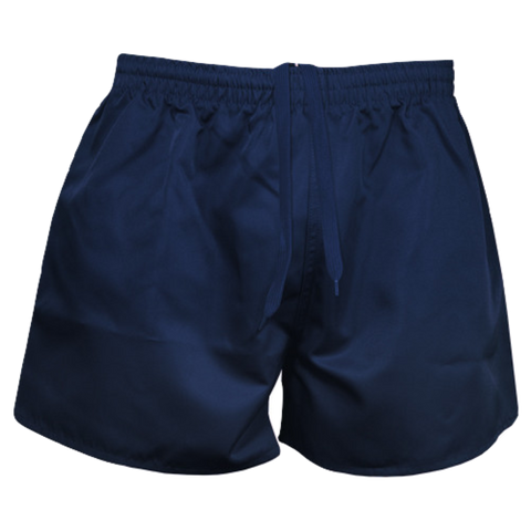 Kids Rugby Short - AP, Colour: Navy