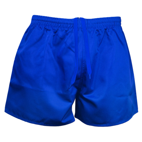 Kids Rugby Short - AP - Colour Royal