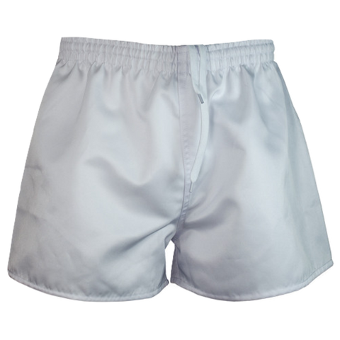 Image of Kids Rugby Short - AP, Colour: White