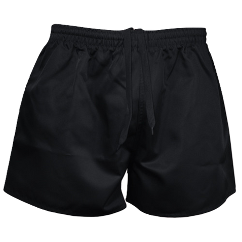 Rugby Short - AP, Colour: Black
