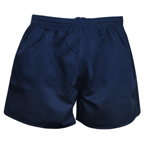 Image of Rugby Short - AP - Colour Navy