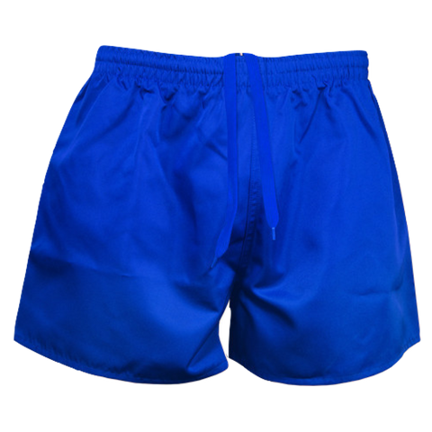 Rugby Short - AP - Colour Royal
