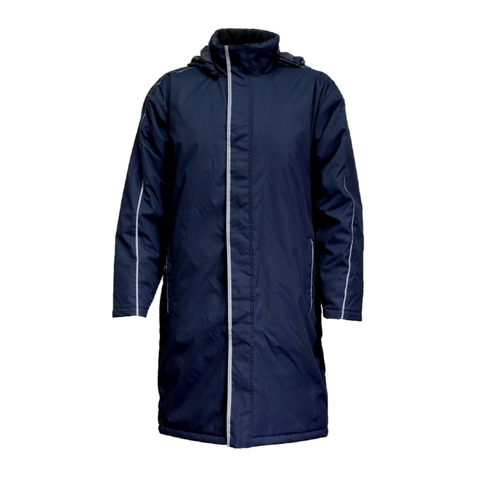 Image of Adults Sideline Jacket - Colour Navy