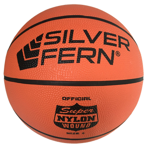 Silver Fern Basketball - Size 7