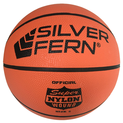 Silver Fern Basketball, Size: 7