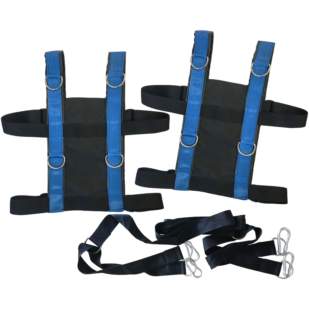 Silver Fern Scrum and Ruck Harness Set