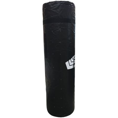 Image of Silver Fern Tackle Bags - Type Weighted Tackle Bag - Senior (15yrs+) - Colour Black