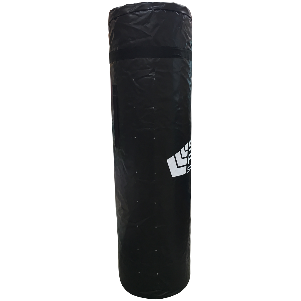 Silver Fern Tackle Bags, Type: Standard Tackle Bag - Junior (5-9yrs), Colour: Black