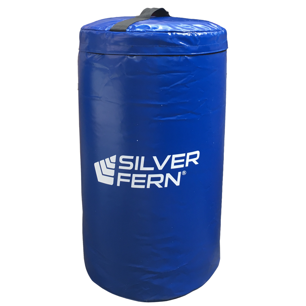 Silver Fern Tackle Bags - Type Low Weighted - Colour Black
