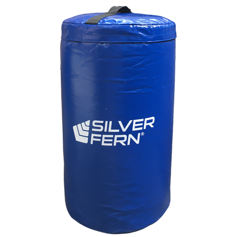 Image of Silver Fern Tackle Bags - Type Low Weighted - Colour Black