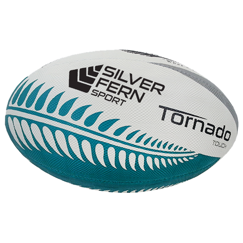 Silver Fern Tornado Touch Ball