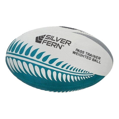 Silver Fern Training Pass Ball - Touch
