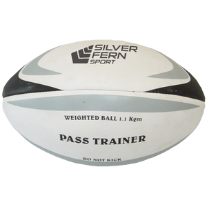 Silver Fern Training Pass Ball