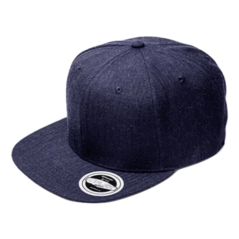 Image of Kids Snap Back 6 - Colour Navy