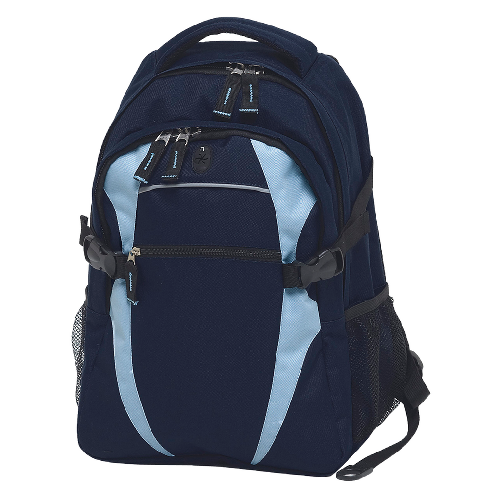 Spliced Zenith Backpack - Colours Navy / Sky