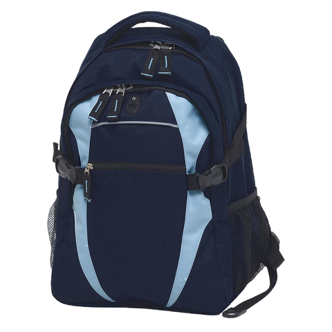 Image of Spliced Zenith Backpack - Colours Navy / Sky