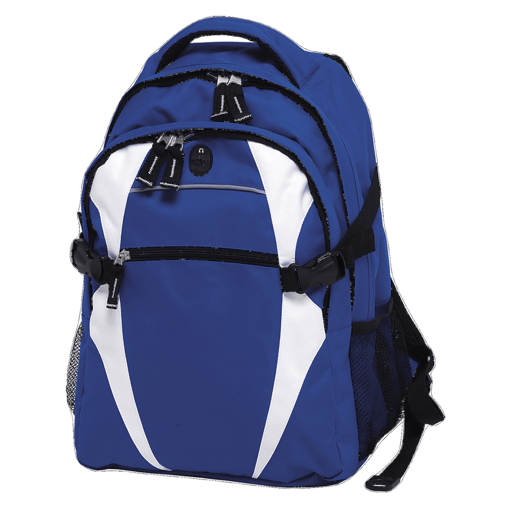 Spliced Zenith Backpack - Colours Royal / White