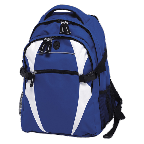 Image of Spliced Zenith Backpack - Colours Royal / White