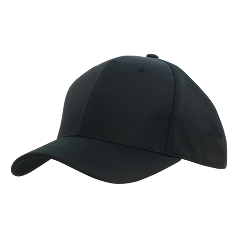 Image of Sports Ripstop - Colour Black