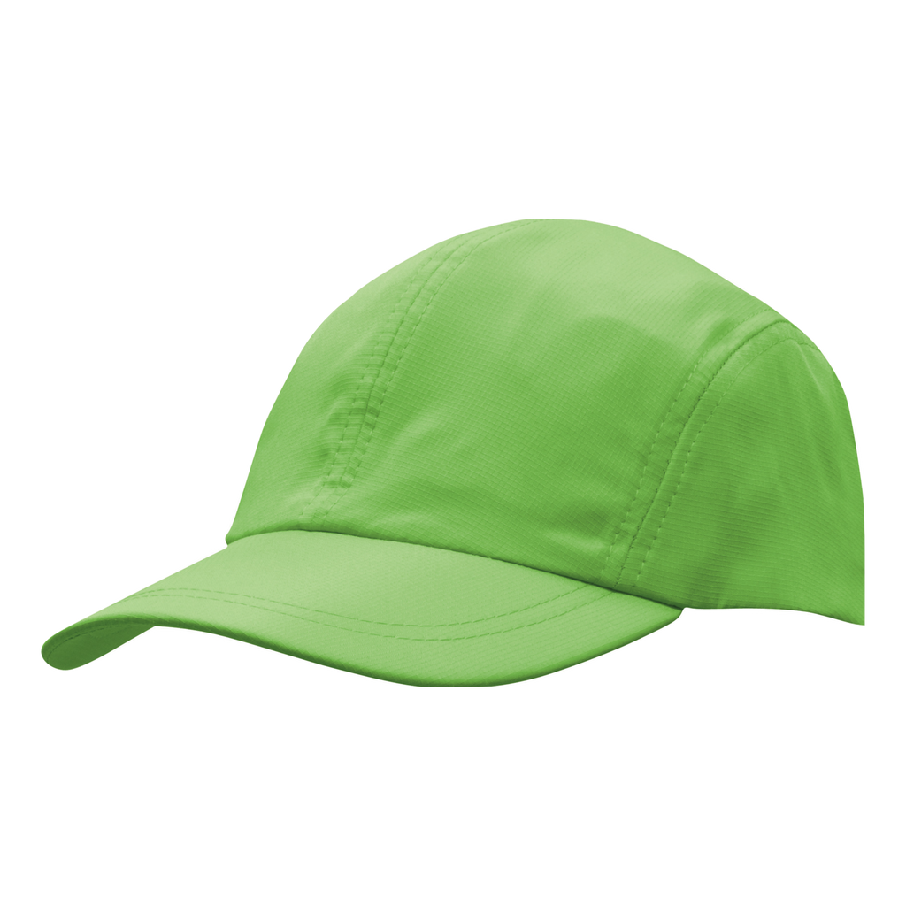 Sports Ripstop with Towelling Sweatband, Colour: Bright Green
