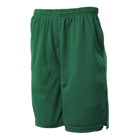 Image of Kids Sports Short, Colour: Charcoal