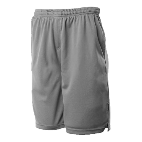 Image of Kids Sports Short - Colour Black