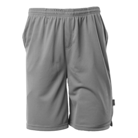 Image of Mens Sports Short - Colour Charcoal