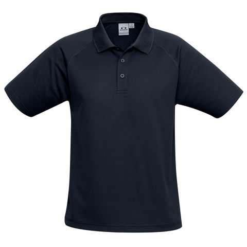 Kids Sprint Polo - Colour Navy