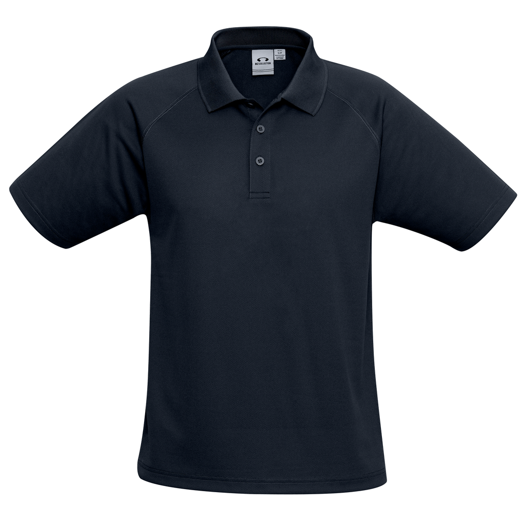 Mens Sprint Polo - Colour Navy