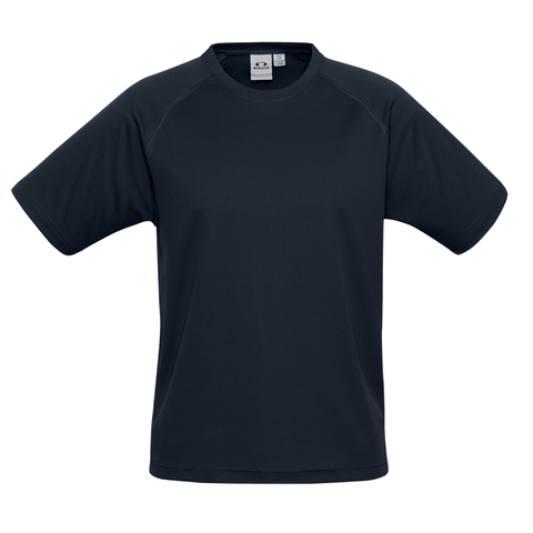Kids Sprint Tee, Colour: Navy