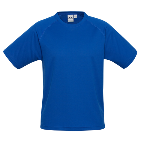 Kids Sprint Tee, Colour: Royal
