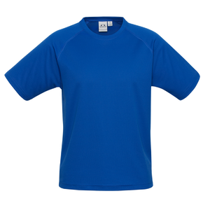 Mens Sprint Tee, Colours: Royal