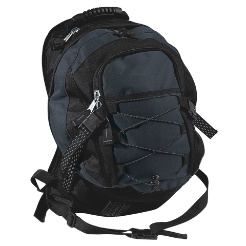 Stealth Backpack, Colours: Charcoal / Black