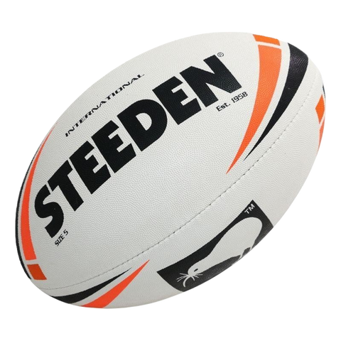 Image of Steeden NZRL International Rugby League Ball