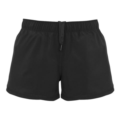 Image of Womens Tactic Shorts - Colour Black