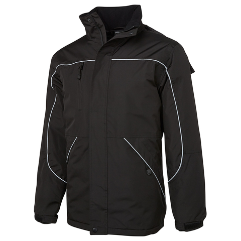 Tempest Jacket - Colour Black