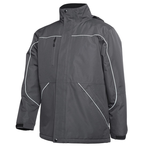 Tempest Jacket - Colour Charcoal