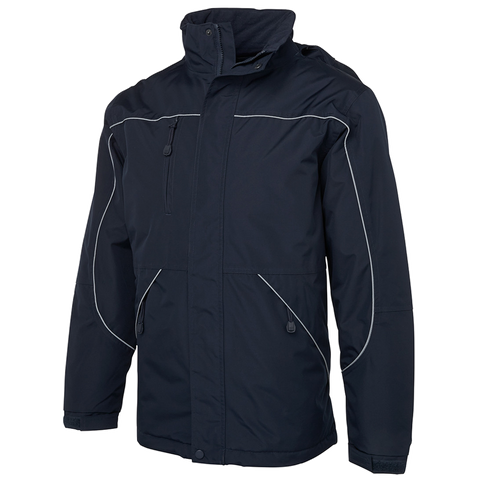 Tempest Jacket - Colour Navy