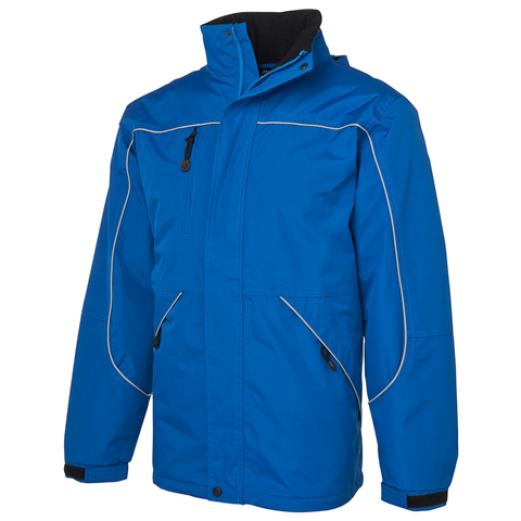 Tempest Jacket - Colour Royal