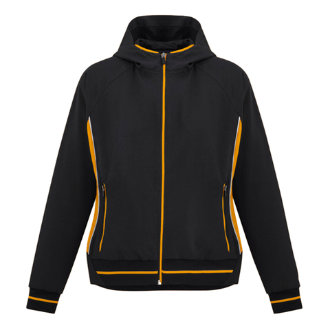 Image of Womens Titan Team Jacket - Colours Black / Gold