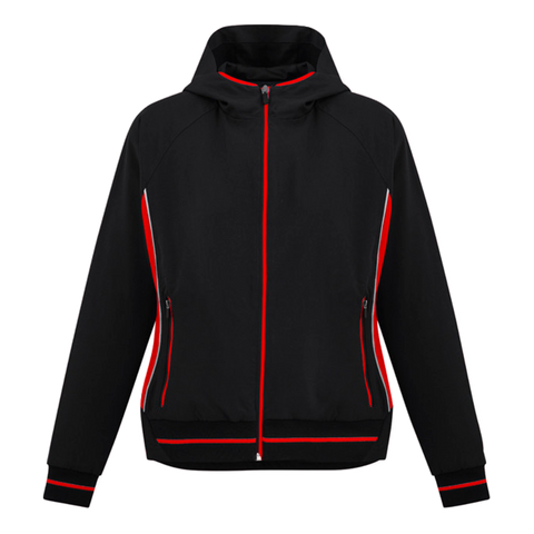 Womens Titan Team Jacket - Colours Black / Red
