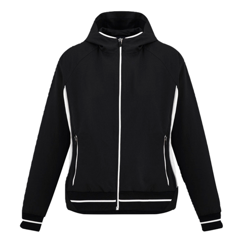 Womens Titan Team Jacket - Colours Black / White