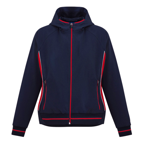 Womens Titan Team Jacket - Colours Navy / Red