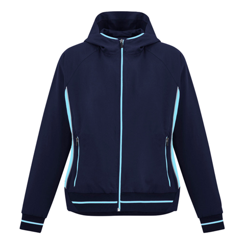 Image of Womens Titan Team Jacket - Colours Navy / Sky