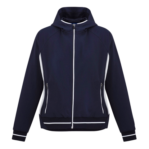 Womens Titan Team Jacket - Colours Navy / White