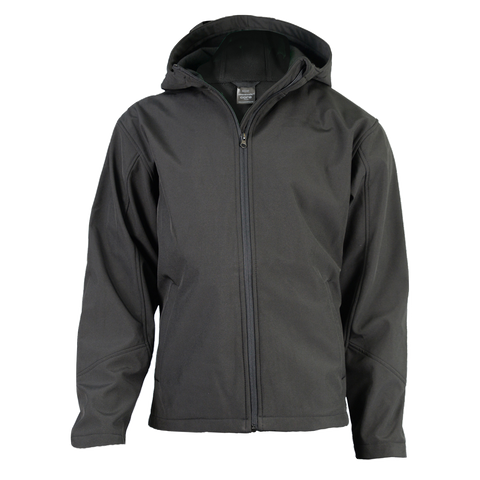Image of Mens TX Performance Softshell Jacket, Colour: Black