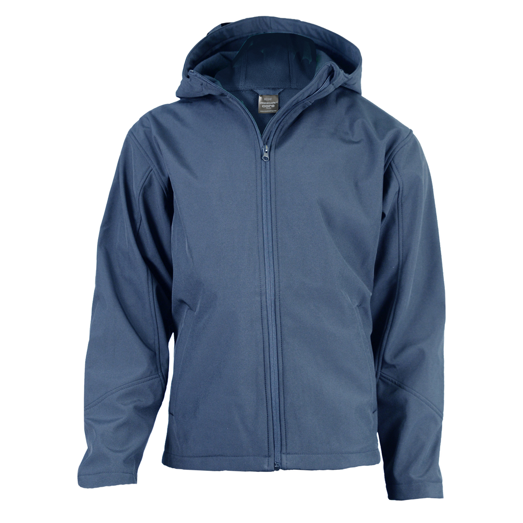 Mens TX Performance Softshell Jacket, Colour: Navy