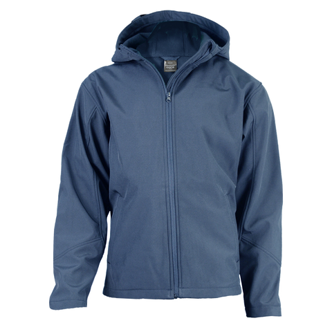 Image of Mens TX Performance Softshell Jacket, Colour: Navy