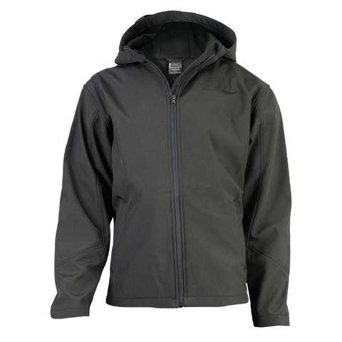 Image of Womens TX Performance Softshell Jacket, Colour: Black