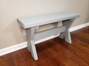 Entryway Bench Workshop {Thurs, March 19th 6pm-8pm} - Osseo Savitt Paint